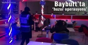 """Türkiye'de """"Huzur operasyonu"""""""