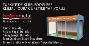 Beğen Metal: Türkiye'yi modern duraklar ile donatıyoruz