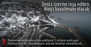"""""""Rize-Artvin Havalimanı turizmin can damarı olacak"""""""