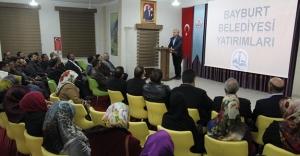 Başkan Memiş, müftülük personeline 3 yılını anlattı