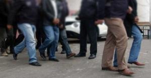 Bayburt merkezli operasyonda 11 kişiye gözaltı
