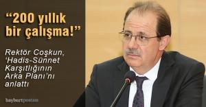 'Hadis-Sünnet Karşıtlığının Arka Planı'