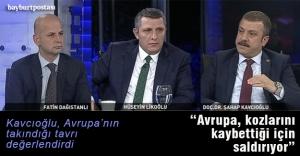Kavcıoğlu, Avrupa'nın ırkçı politikalarını değerlendirdi
