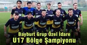Bayburt Grup Özel İdare Bölge Şampiyonu