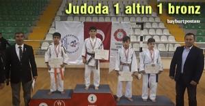 Bayburtlu Judoculardan 1 altın 1 bronz