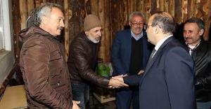 Vali İsmail Ustaoğlu, Konursu'da