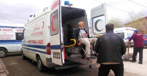 Bayburt'a yeni hasta nakil araçları