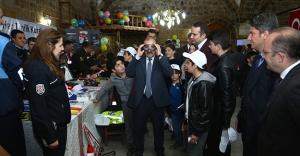 Bayburt'ta Karayolları Güvenliği ve Trafik Haftası etkinliği