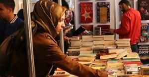 Doğu'nun en büyük kitap fuarına yoğun ilgi