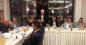 Bayburt Gazeteciler Cemiyeti'nden iftar programı