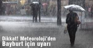 Dikkat! Meteoroloji'den 24 ile uyarı