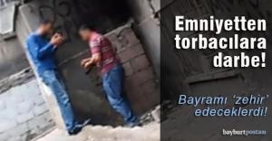 Emniyetten torbacılara darbe: 3 kişi gözaltında!