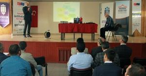 Kayıtlı istihdam semineri tamamlandı