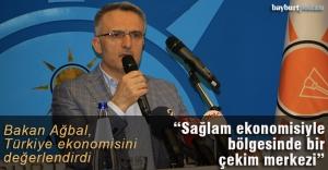 Bakan Ağbal, Türkiye ekonomisini değerlendirdi
