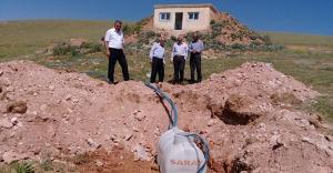 Elçi'den 'su deposu' açıklaması