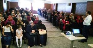 Bayburt Belediyesi'nden İş ve Meslek Danışmanlığı semineri