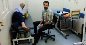 Fizik Tedavi ve Rehabilitasyon Ünitesi'nin kapasitesi artırıldı