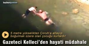 Gazeteci Beşir Kelleci#039;den hayati...