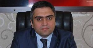 Kemah'ın yeni kaymakamı Bayburtlu Ahmet Karaaslan