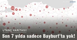 Son 7 yılda kadın cinayeti yaşanmayan tek il: Bayburt