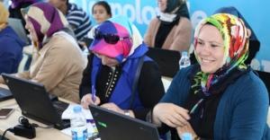 Kadınlara internet eğitimi verilecek