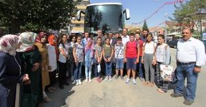Öğrencilere Çanakkale ve Söğüt gezisi