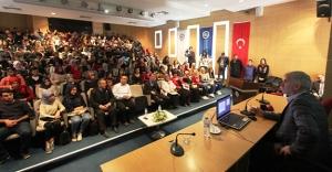 Başkan Memiş, üniversite öğrencileriyle buluştu
