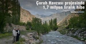 Doğu Karadeniz'deki 4 ilde orman köylülerine destek