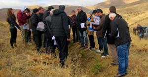 Japon heyet Çoruh Havzası projesini yerinde inceledi