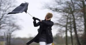 Meteoroloji'den kuvvetli rüzgâr uyarısı