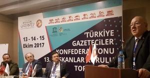 TGK Başkanlar Kurulu Gaziantep'te toplandı