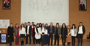 Bayburt Üniversitesi'nden 'Kadına Şiddete Yönelik' farkındalık