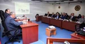 İl Genel Meclisi'nde 2018 yılı bütçe görüşmesi