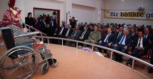Bayburt'ta 3 Aralık Dünya Engelliler Günü etkinliği
