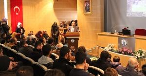 Bayburt Üniversitesi'nden 'Kudüs' konulu konferans
