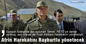 Afrin Harekâtını Korgeneral Temel...