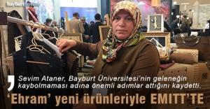 'Ehram' Sevim Ataner'le EMITT'te