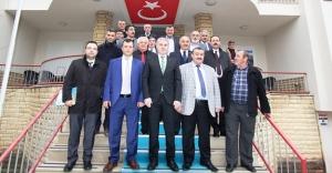 Katı Atık Birliği toplantısı gerçekleşti