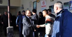 Kaymakam Erdoğan'dan halk toplantıları