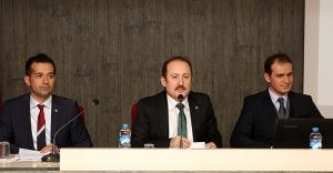 Koordinasyon kurulu 2017 yılı yatırımlarını değerlendirdi