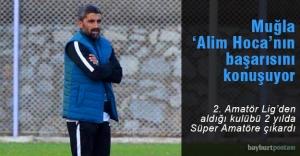 Muğla, 'Alim Deligöz#039;ün başarısını...