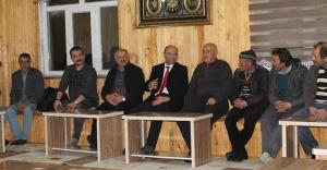 100. toplantı Sancaktepe Köyü'nde