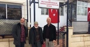"""84 yaşındaki Bayram Daştan: """"Ya şehit olurum ya gazi"""""""