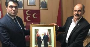 AK Parti'den MHP'ye 'ittifak' ziyareti