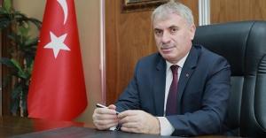 Başkan Memiş'ten Prof. Koçan'a tebrik