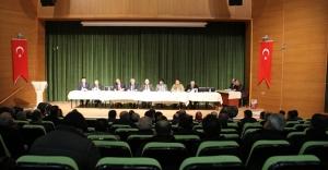 Bayburt'ta Okul Güvenliği toplantısı