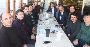 Trabzon EMO adayı Çavdar, Bayburt'tan destek istedi