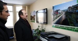 Vali Pehlivan, DSİ yatırımlarını değerlendirdi
