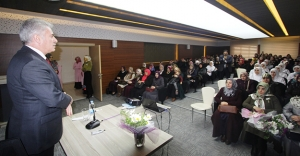 Aile Yaşam Merkezi'nde '8 Mart' programı