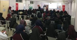 "Bayburt'ta ""İslam'da Kadının Yeri"" konferansı"